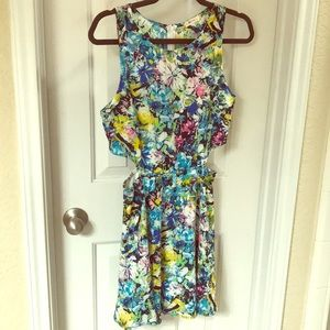 New Everly Cut Out Dress